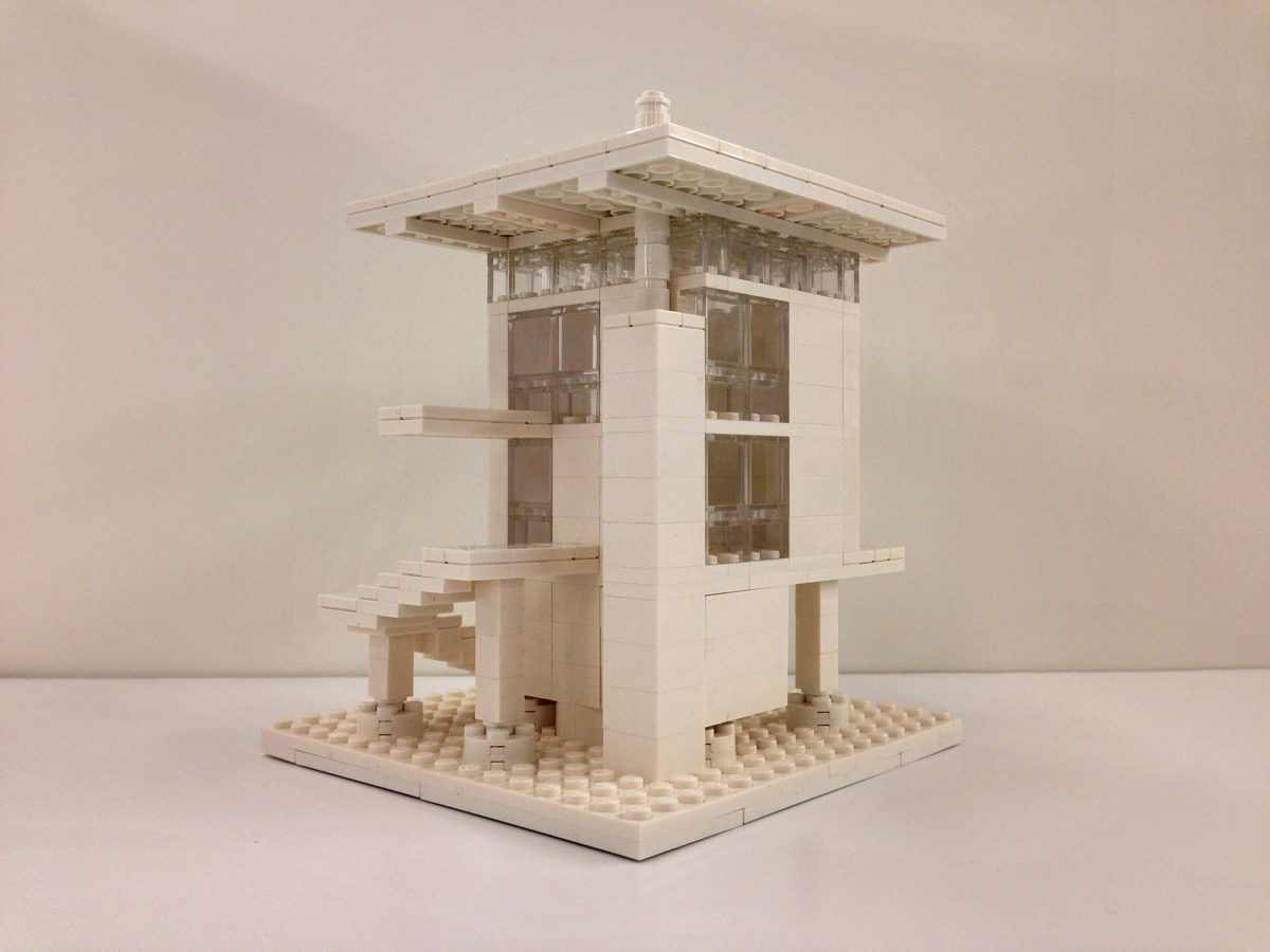 Lego architecture studio mksd architects lehigh valley for Architecture lego